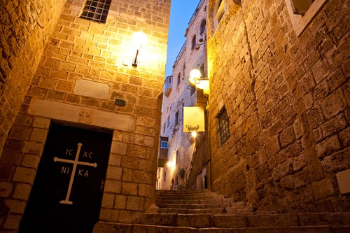 Old Jaffa alley   Photo: Dana Friedlander